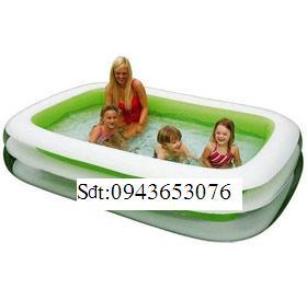Bể bơi phao trẻ em, gia đình giá rẻ