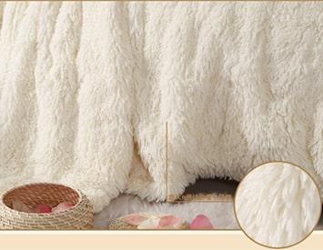 Hướng dẫn phơi các loại chăn lông đúng cách